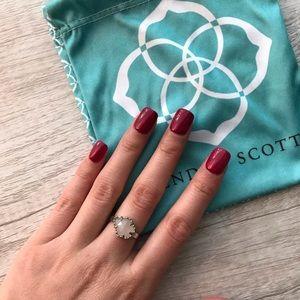 Kendra Scott Judy Ring - Rose Quartz